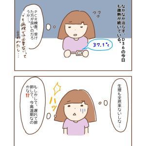【D36】体調不良が治ってないの?高温期なの?微熱が続く…