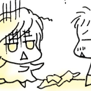 【マンガ】具合が悪いの
