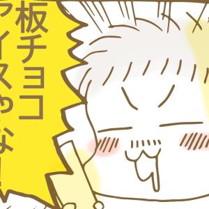 【マンガ】板チョコアイスが好きすぎて独占するアラフォー