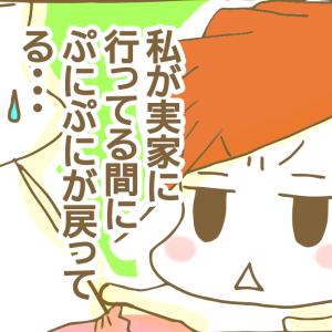 【マンガ】リターンオブ腹肉