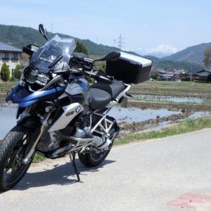 富山まであてもないツーリング