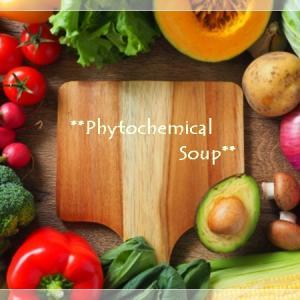 野菜スープのファイトケミカルで細胞の老化や血糖値の急高下を防ごう!