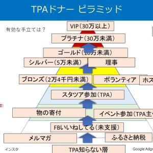 【FR会議9】ドナーピラミッドを作る
