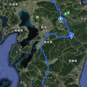 Googleマップの「マイマップ」を使ってルート作成しよう【マイプレイス・使い方】