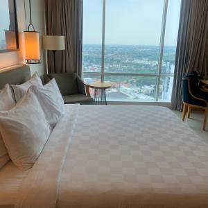 【ホテルレビュー】レジンダホテル(Resinda Hotel)カラワンに泊まってみた|インドネシア