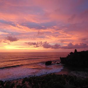 【インドネシア旅行記】バリ島4日目|タナロット寺院・ジャティルウィライステラス・タマンアユン寺院