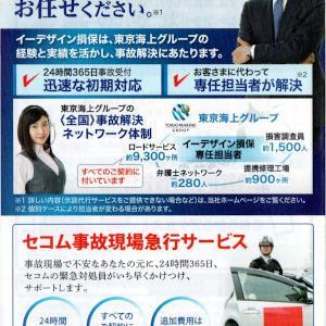 織田裕二さんCMの自動車保険