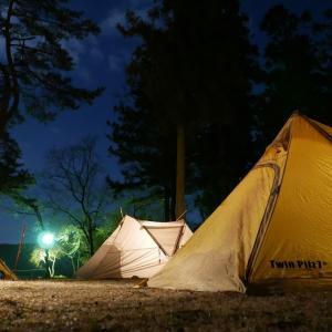 【鳥野目河川公園オートキャンプ場 フリーサイト】2020.01.12~13