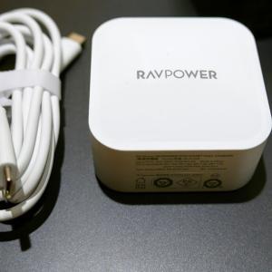 【RAVPower 90W PD充電器(RP-PC128)でDell Inspiron 15(7590)を充電してみた】