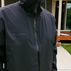 【Mammut(マムート)Albula hs hooded jacket】購入レビュー