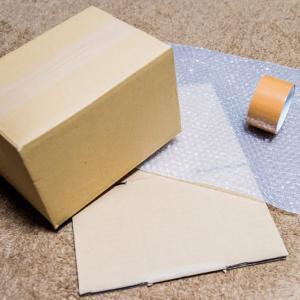 【メルカリ】売れた後の商品梱包の流れとポイントを徹底解説