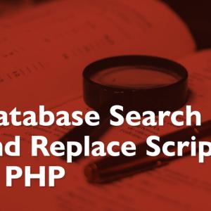 Search Replace DB – WordPressのサーバー移行でデータベース情報を置換するスクリプトの使い方