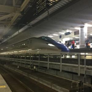 【JR東日本】北陸新幹線、10月25日に運転再開へ。