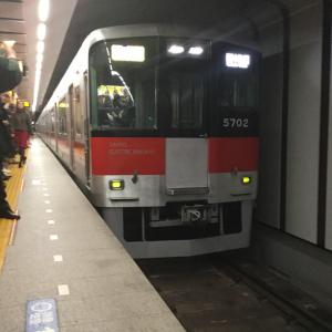 【阪神】今度は車止めに・・・ 阪神尼崎駅構内で脱線事故?