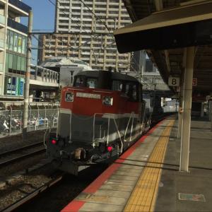 【JR九州・JR西日本】DE10形置換え&新形式称号『DEC』? 川崎重工で新車が。