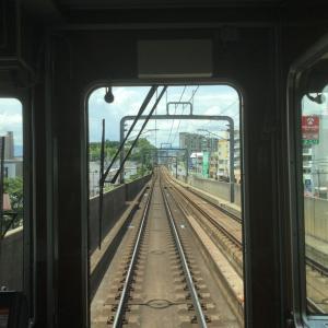 【阪急宝塚線】電線増設? き電線の上に・・・