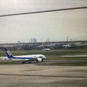 【ANA】737-500 、2020年に引退へ・・・。