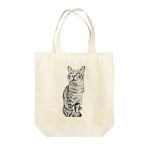 トラ猫トラ君 トートバッグ