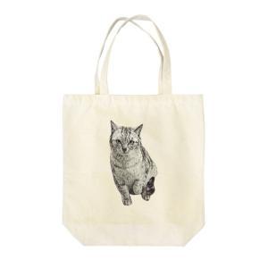 トラ猫シマちゃんトートバッグ