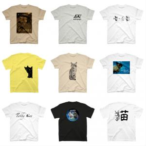 SUZURI夏のTシャツ各種1000円OFFセール開催!