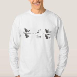 Schrodinger's cat ロングスリーブTシャツ