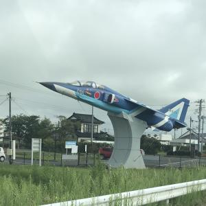 松島基地へGO〜   脆くも目論みが崩れた ブルーの超絶演技が見えるか