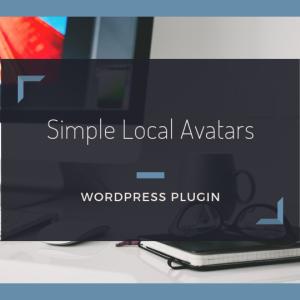プロフィールにアバター画像を簡単に設定できる【Simple Local Avatars】の使い方