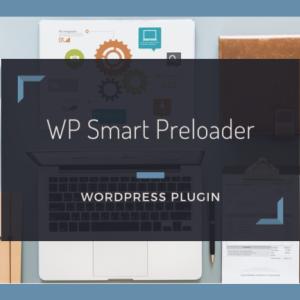 ローディングアニメーション(プリローダー)を表示する【WP Smart Preloader】の使い方