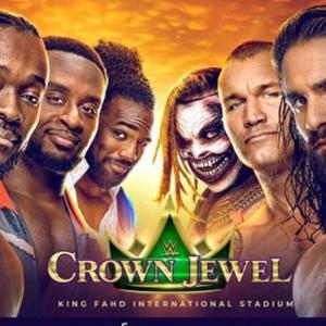 WWEクラウンジュエル2019の試合結果と感想-WWE Crown Jewel 2019-