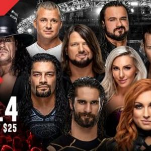 WWEエクストリームルールズ2019の対戦結果と答え合わせ!-WWE Extreme Rules2019-