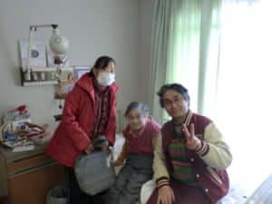 母、八重ちゃんの七回忌・・・いざ因島へ