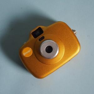 【おもちゃデジカメクロニクル 36】che-ez! 超小型カメラの最終形 che-ez! snap