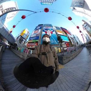 【PR記事】360°カメラ RICOH THETA SC2を使ってみた【その2 撮影編】