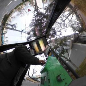 【その4 閉鎖空間撮影編】360°カメラ RICOH THETA SC2で色々撮ってみた【PR記事】