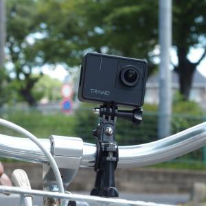 【アクションカメラ】4K・2000万画素の中華アクションカメラを比較する。
