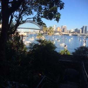 【ノースシドニーの秘密の公園】Wendy's Sercret Garden