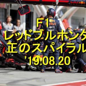 F1 正のスパイラル '19.08.20