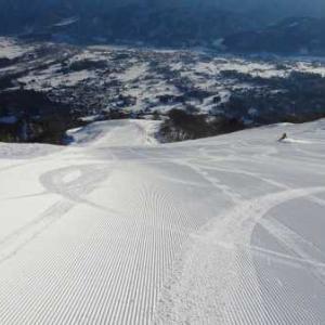 八方尾根スキー場、初めての人に滑って欲しい5つのコース!