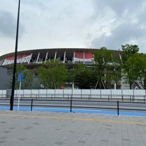 オリンピックミュージアム近くに行ってきました
