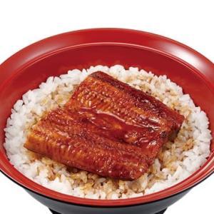 夏限定〜すき家の鰻丼