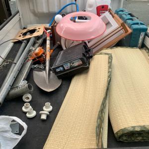 新規物件に突入時の道具