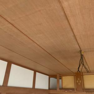 和室の天井を綺麗にするには!?