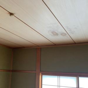 クロス貼り和室天井貼り