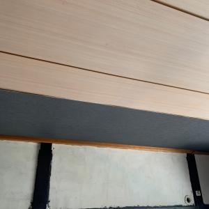 和室天井貼りパート2