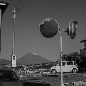富士山の有難さ