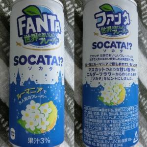 ファンタ(世界のおいしいフレーバー)第一弾