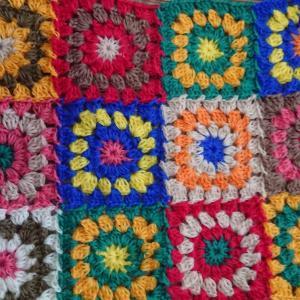 編み物で脳トレ 編・・・・・・