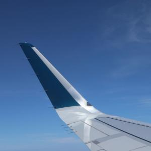 【搭乗記】ベトナム航空VN233 ハノイ(ノイバイ)⇒ホーチミン(タンソンニャット) エアバスA321-200 エコノミークラス