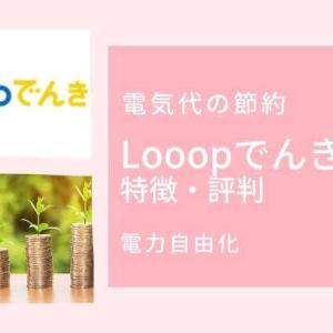【安くて供給エリアは広い】Looopでんきの特徴とメリット・デメリット
