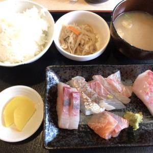 ほんまち屋@堺筋本町 焼魚・煮魚・刺し身や白飯の質が高過ぎる絶品ランチ